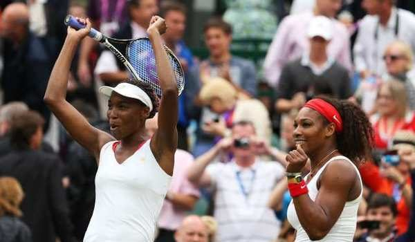Serena & Venus Williams Win Olympic Doubles, But Forget to C-Walk