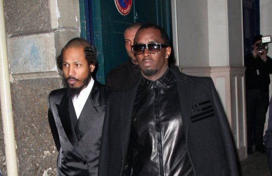 Twitter Thuggin' : Shyne Calls Diddy A Snitch, Says Diddy Owes Him His Life