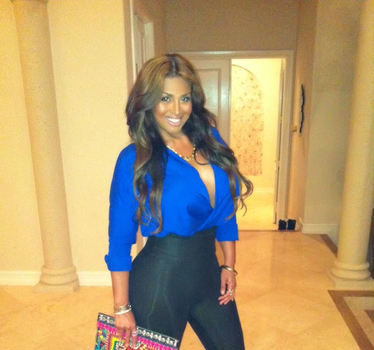 Reality Star Somaya Reece Talks New Book, Music & How She Got Skinny