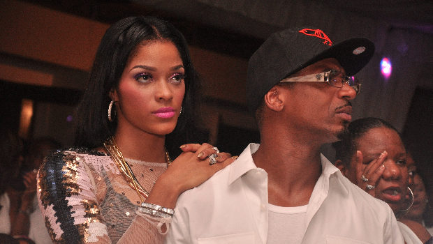 Stevie J & Joseline Boo'ed Up + Other Celebs Spotted At ATL Live