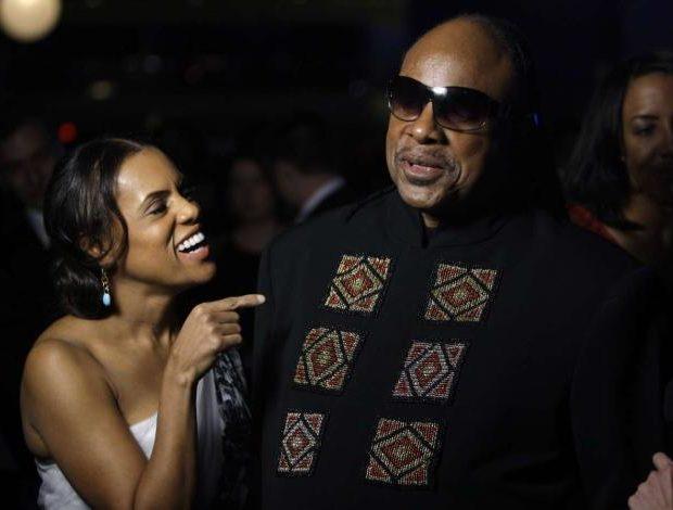 Love-Don't-Live-Here-Anymore : Stevie Wonder Files For Divorce