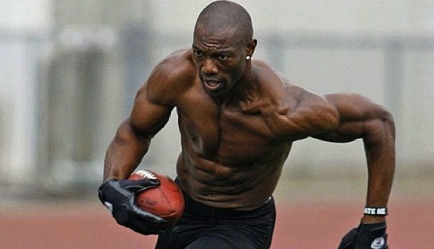 NFL'er Terrell Owens Confirms Cut from Seahawks
