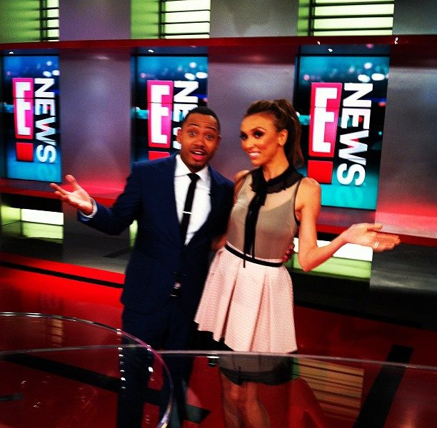 Confirmed: BET's Terrence J Lands 'E! News' Job