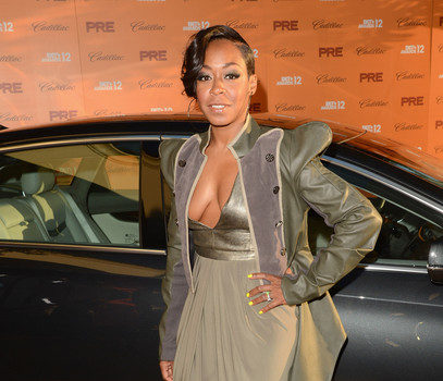 I-Is-Married-Now : Tichina Arnold Gets Married in Hawaii + Peep the Photos