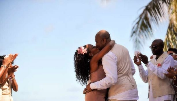 Tichina Arnold's Official Wedding Photos Released