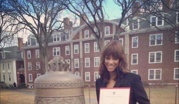 Did Tyra Banks Sorta-Kinda Lie About Her Harvard Degree?