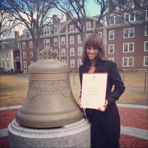 Did Tyra Banks Sorta-Kinda Lie About Her Harvard Degree?