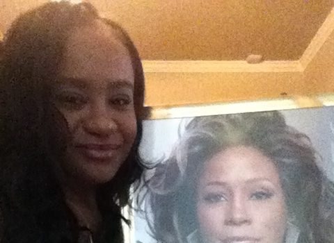 Bobbi Kristina & Boyfriend Hint At Matching Tattoos for Whitney Houston's Birthday
