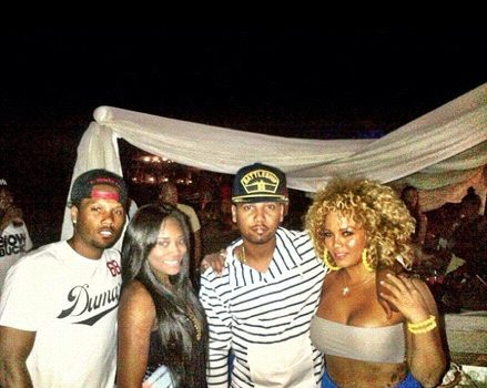 Yandy Smith & Kimbella Make First Post Pregnancy Appearance + Is That A Six Pack?