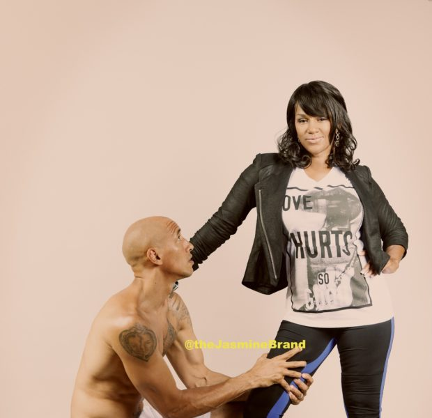 Jackie Christie & Hubby's New Shoot, Eva Marcille & Nikki Chu Pose + More Celeb Stalking