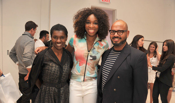 [Photos] Venus Williams Launches EleVen Collection At New York Fashion Week
