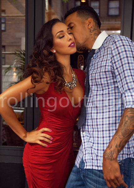 Basketball Wives Gloria Govan & Matt Barnes Talk Love & Marriage