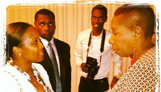 Spotted. Stalked. Scene. Chris Brown and Sean Kingston, Rihanna Rocks Stunna Shades, Kim Kardashian Hits the Clearport + More Celebrity Stalking