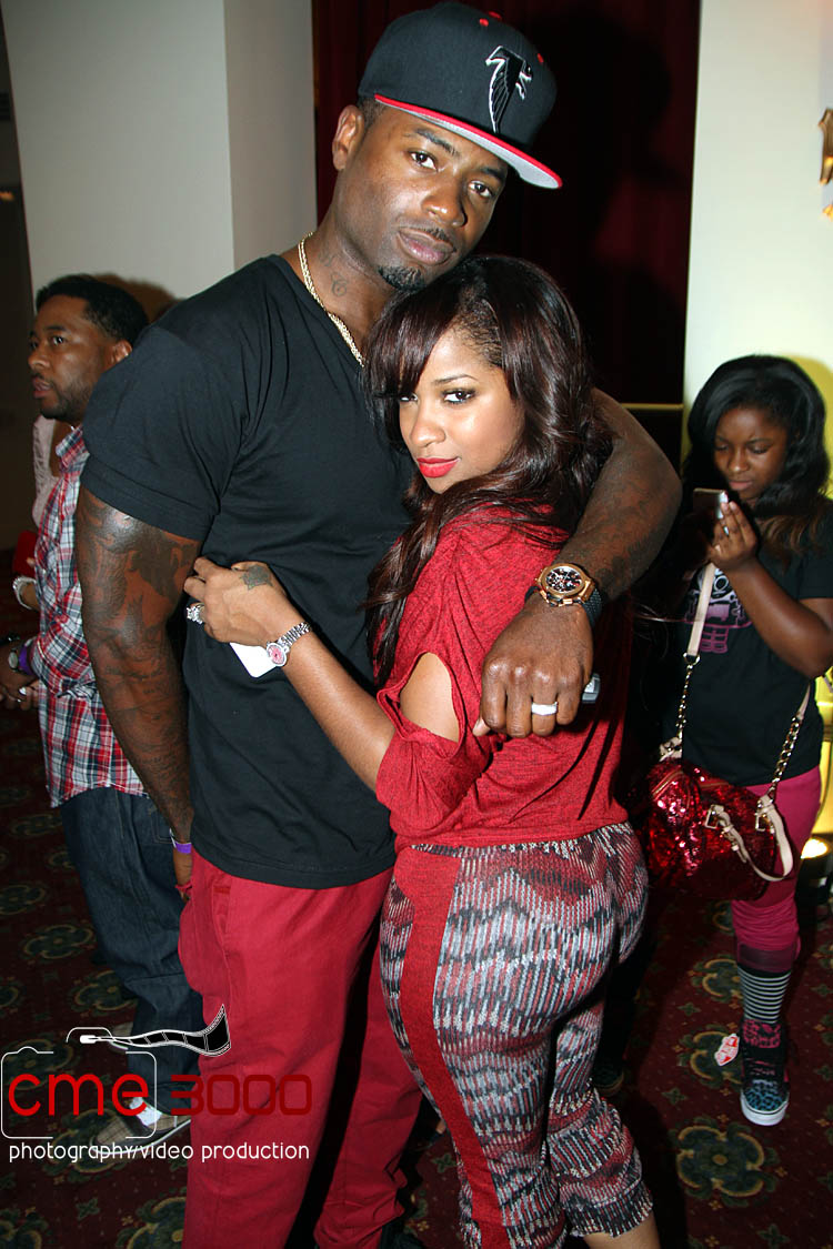 Memphis And Toya Wrigh...
