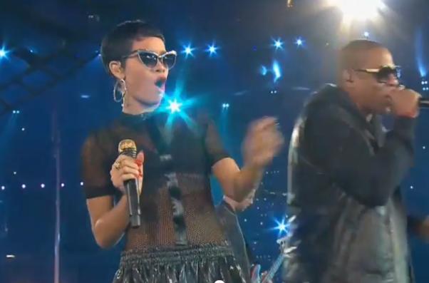 [Video] Jay-Z, Rihanna & Coldplay Perform at Paralympic Games