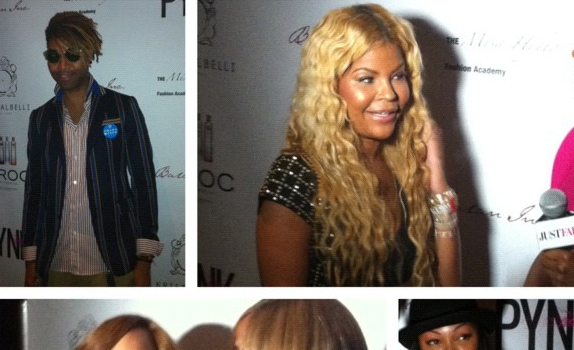 [Photos] Misa Hylton Honors Stylists At Pynk Magazine Party