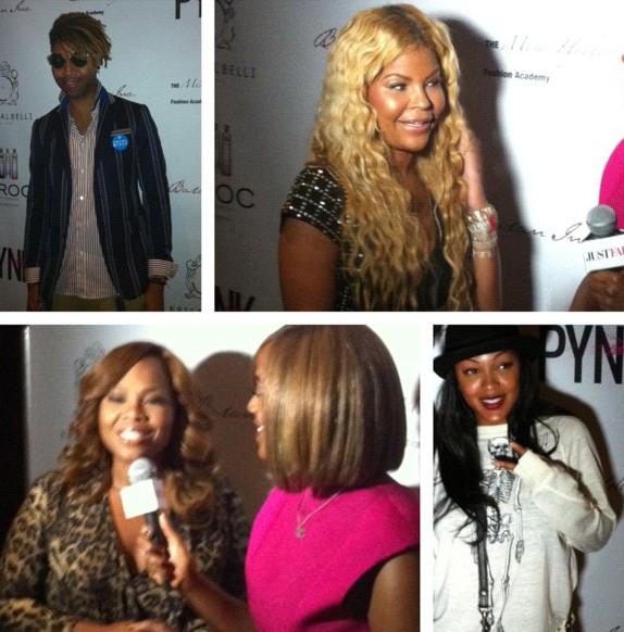 [Photos] Misa Hylton Honors Stylists At Pynk Magazine Party