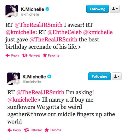 K Michelle And Ryan Lochte Cup Cakin Alert : Has ...