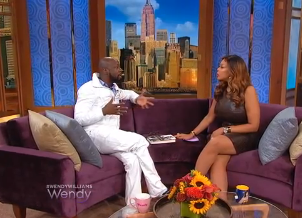 [Video] Wyclef Tells Wendy Williams, Why He Talks About His Affair With Lauryn Hill In New Book