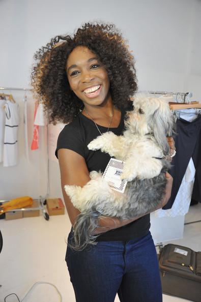 Venus Williams-dog-EleVen by Venus-the jasmine brand
