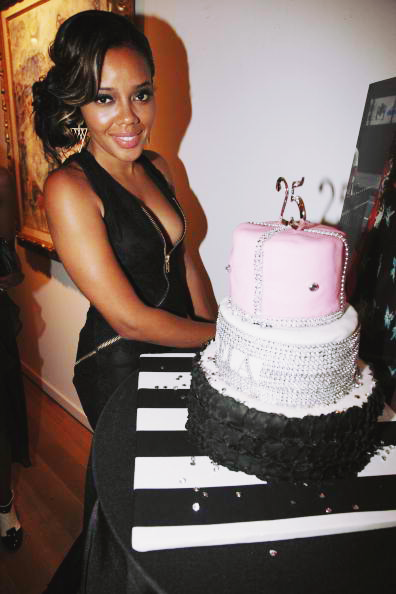 Celebrity birthday cakes photos