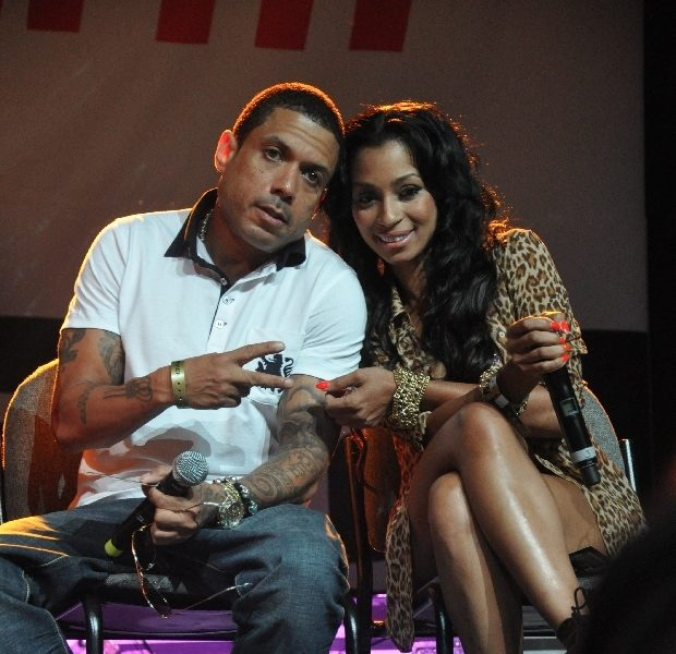 Karlie Redd & Benzino Go For the Jugular In Latest Twitter Argument + Watch LHHA Episode