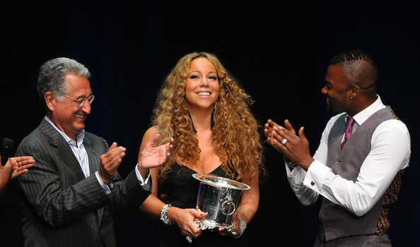 [Photos] BMI Urban Music Awards Honor Mariah Carey