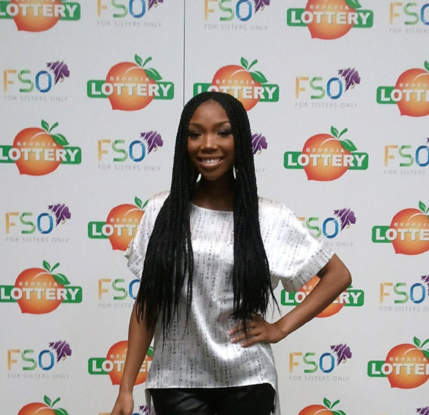 Behind the Scenes of 'For Sisters Only' : Brandy, Omarion, LHHA Cast