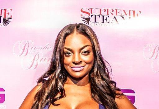 Basketball Wives LA's Brooke Bailey Throws LA Party + Sean Kingston, Tocarra Jones & Friends Attend
