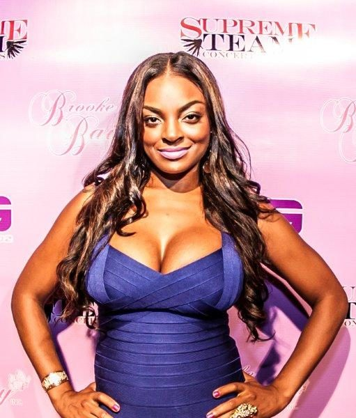Basketball Wives LA's Brooke Bailey Throws LA Party + Sean Kingston, Tocarra Jones & Friends Attend
