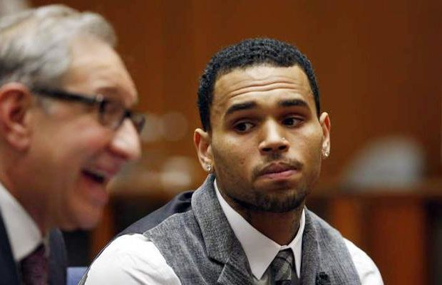 Chris Brown Appears In Court + Fails Drug Test, Weed Found In His System