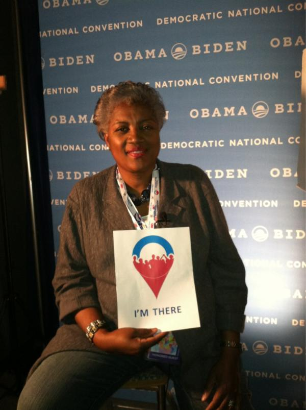 Donna Brazile Out At CNN After Email Leaks To Hillary Clinton