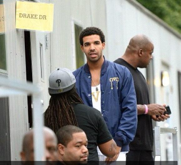 [Fotos & Footage] Day 2 'Made In America' : Drake, Rita Ora, Run DMC