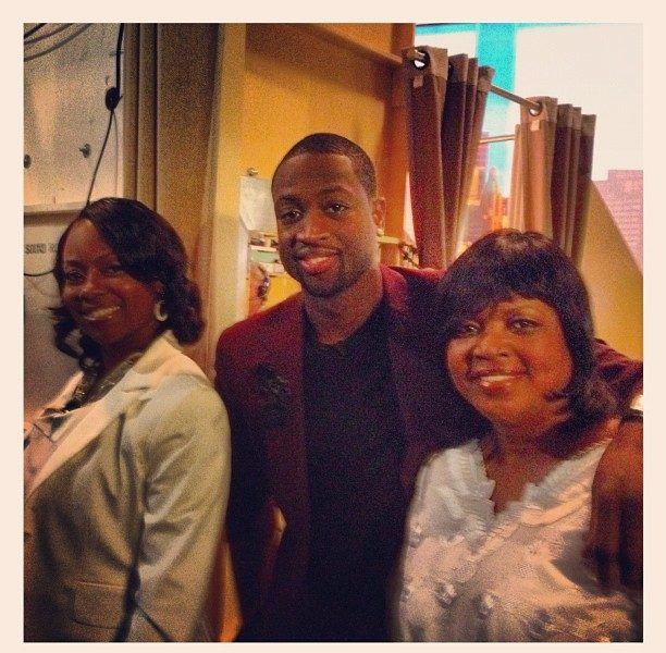 [Video] Dwyane Wade Visits 'The View' Talks: Custody Battle & New Book