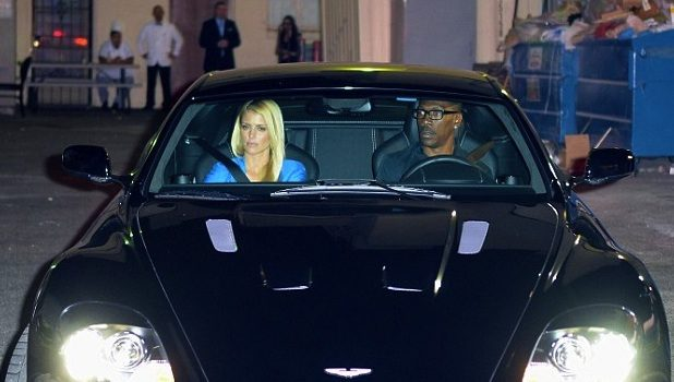 Ouch! Eddie Murphy Spotted On Date With Another Woman, Not Rocsi Diaz