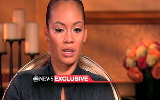 [FULL Interview] Evelyn Lozada Compares Incident to Rape, Says She Didn't Deserve What Happened