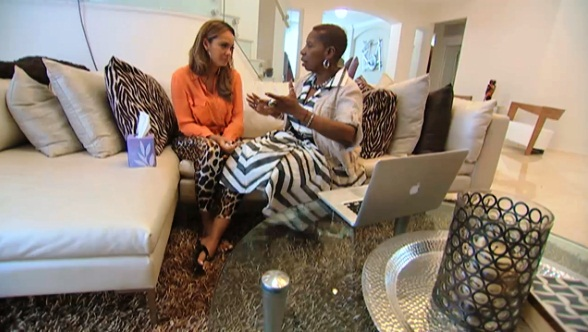 [Video] Teaser of Evelyn Lozada's 'Fix My Life' Episode With Iyanla Vanzant