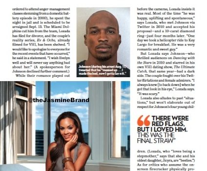 Evelyn Lozada Grants 'People' Interview, Confesses That She Saw Red Flags