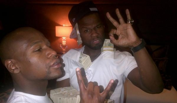 50 Cent Explains Why He & Floyd Mayweather Are No Longer Best Friends Forever