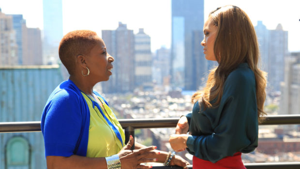 'Iyanla: Fix My Life' Makes OWN History