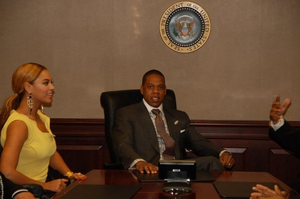 Jay-Z & Beyonce Throwing President Obama Fundraiser At 40/40 Club