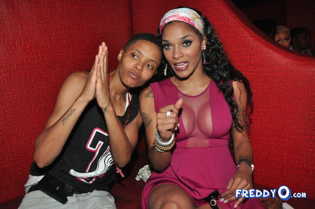 LHHA's Joseline Hernandez Makes Club Rounds