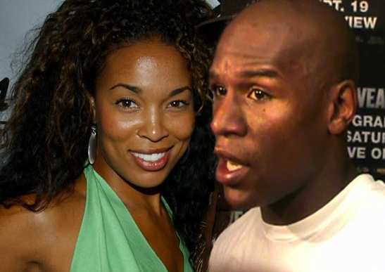 Josie Harris Forgives Floyd Mayweather for Domestic Violence, 'Sh** Happens'