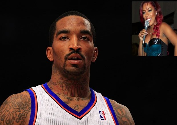Cup Cakin Alert : Has K. Michelle Snagged A NBA Baller?