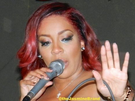 [Video] K. Michelle Talks: Music, Life Outside of LHHA & Plans On New Hair Line