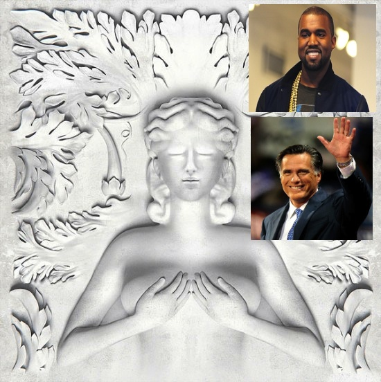 [Audio] Kanye West Takes Political Shots At Mitt Romney in 'To The World'