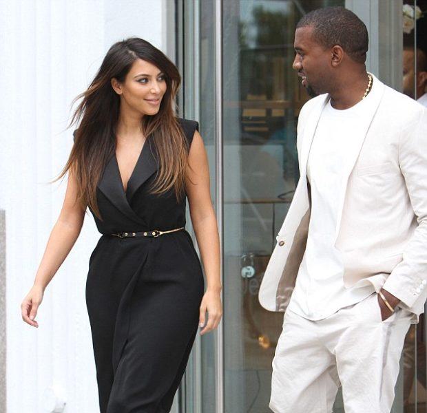 Haute or Hot A** Mess : Kim Kardashian's Fall Boot Game