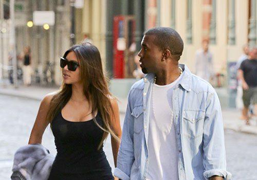 Kim & Kanye Hit Manhattan, Chest Naked Wiz Khalifa, Spike At 'Bad 25' + More Celeb Stalking