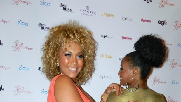 [Photos] LHH's Yandy Smith Throws 'A Night of Beauty' Event