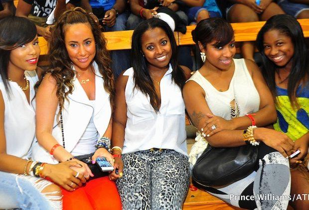 [Photos] Celebs Flock to Ludacris Charity Basketball Game